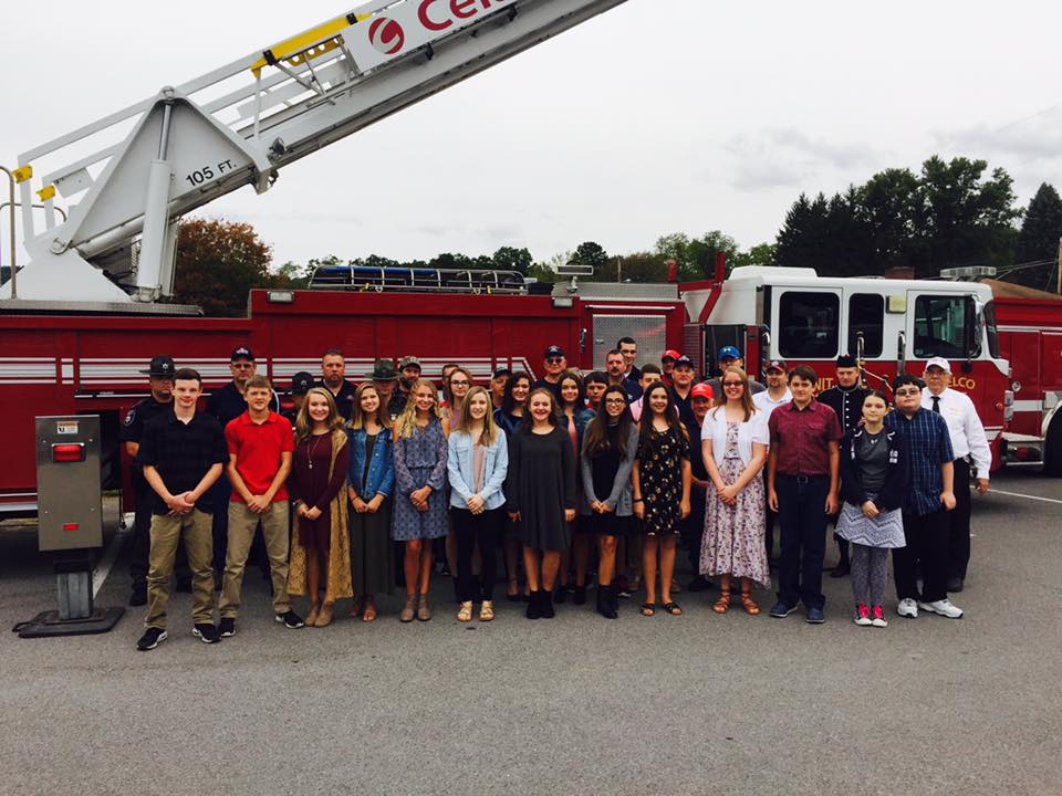 NJHS & First Responders